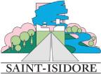 Municipalité de Saint-Isidore Logo